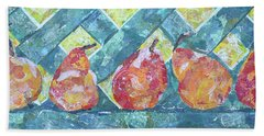Five Pears Beach Towel