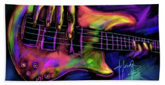 Five String Bass Beach Sheet