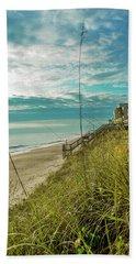 St Aug Beach Beach Towel