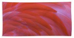 Flamingo Flow 3 Beach Towel