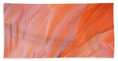 Flamingo Flow 4 Beach Towel