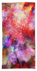 Flammable Imagination  Beach Towel