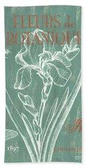 Fleurs De Botanique Beach Towel