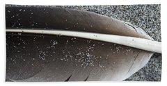 Flight Feather Beach Sheet