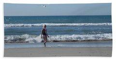 Flight Of Spirit  Beach Towel