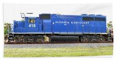 Floirda East Coast Engine Beach Sheet