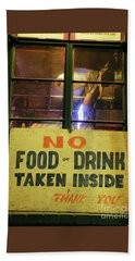 Beach Towel featuring the photograph Floores Country Store And Dance Hall by Joe Jake Pratt