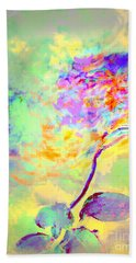 Flor Beach Towel