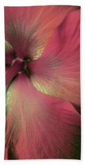 Beach Towel featuring the photograph Flor Feliz by The Art Of Marilyn Ridoutt-Greene