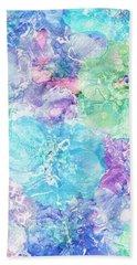 Floral Fantasy Beach Sheet
