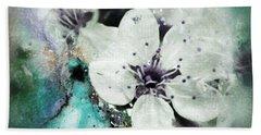 Floral Haze Beach Sheet
