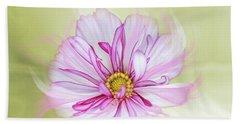 Floral Wonder Beach Sheet