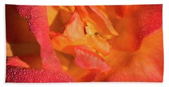 Floribunda Beach Towel