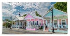 Florida Keys Flavor Beach Towel
