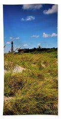 Florida Lighthouse  Beach Sheet by Kelly Wade