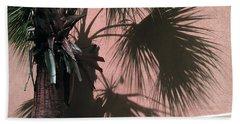 Florida Palm   4 Beach Towel