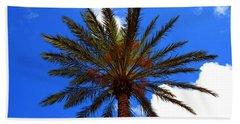 Florida Palm   6 Beach Towel