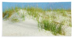 Florida Sand Dunes Sunset Beach Towel