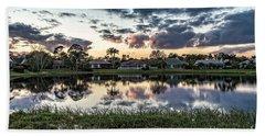 Florida Sunset Beach Sheet