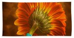 Flower ... Beach Sheet