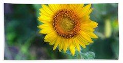 Flower #43 Beach Towel