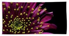 Flower For You Beach Sheet