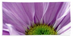 Flower Macro Beauty Beach Sheet