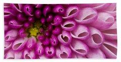 Flower No. 4 Beach Sheet