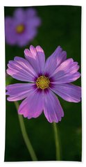 Beach Towel featuring the photograph Flower Of Love by Dale Kincaid