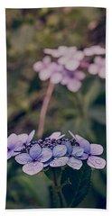 Flower Of The Month Beach Sheet