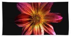 Flower Power Beach Sheet