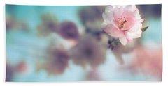 Flowering Tree Beach Towel