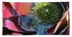 Flowers 8 15 Beach Sheet
