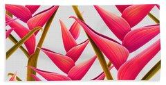 Flowers Fantasia   Beach Towel