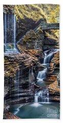 Flowing Dream Beach Towel