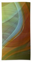 Fluidity Beach Towel