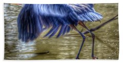 Fly Away Beach Towel by Sumoflam Photography