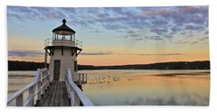 Fly By Morning Beach Towel