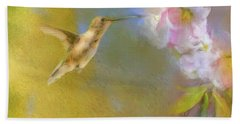 Fly In Beach Towel