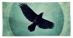 Flying High Beach Towel by Priska Wettstein