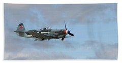 Flying Yak Beach Sheet by Shoal Hollingsworth