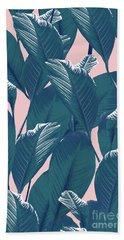 Foliage Beach Towel