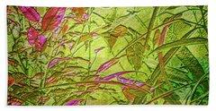 Foliage Beach Sheet