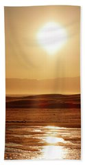 Follow The Sun Beach Towel