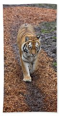 Follow Your Path In Life Beach Towel