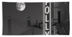 Folly Theatre Kansas City Beach Sheet by Don Spenner