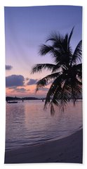 Footsteps Beach Towel
