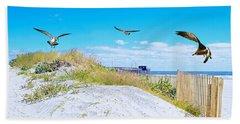 Birds Of A Feather Beach Towel