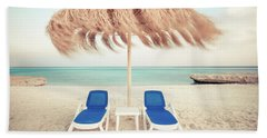 For You And Me Beach Towel