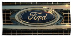 Ford Beach Towel